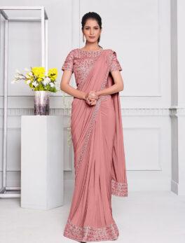 Designer Blouse Saree with Price