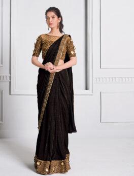 Party Wear Designer Saree with Price