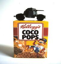 Coco Pop Wars 1992