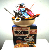 Free Frostie in Every Pack 1992