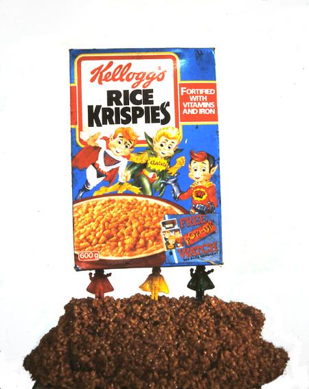 Super Hero Breakfast 1992