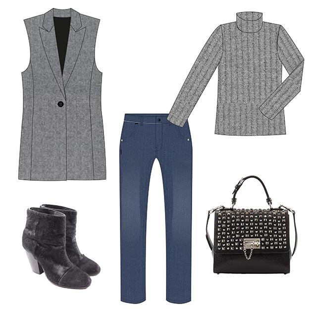 Capsule Wardrobe Winter 2019-2020 ... Sewionista.com ... Sewing ... Slow Fashion ... DIY