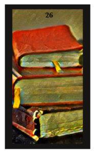 Lenormand Book Card