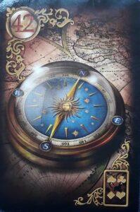 Gilded Reverie Compass