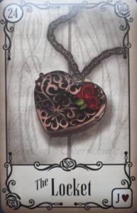 Under The Roses Locket