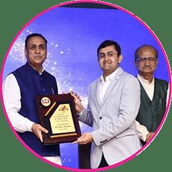 "Awarded as ""GUJARAT NU GAURAV"" by the CHIEF MINISTER of Gujarat Shri VIJAY RUPANI. The felicitation was done considering extensive work of SNEH HOSPITAL in field of infertility & IVF treatment across Gujarat."