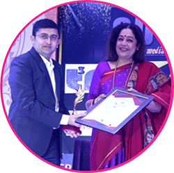The best male infertility specialist & IVF center awarded by india healthcare award.