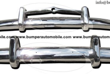 Volvo PV 444 bumper (1950-1953) by stainless steel