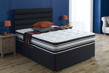 Double ortho care mattress and Bed Base