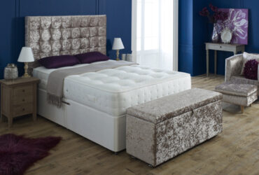 2000 pocket spring mattress with or with out Base