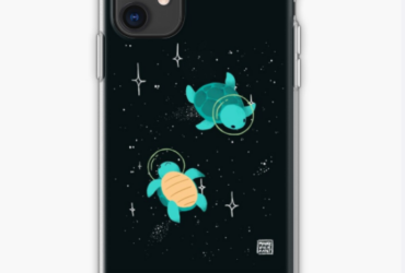 Space Turtles iPhone Case &  Cover