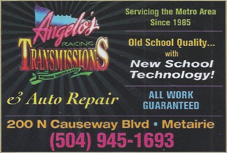 We're open! Dependable Auto Repair In Metairie