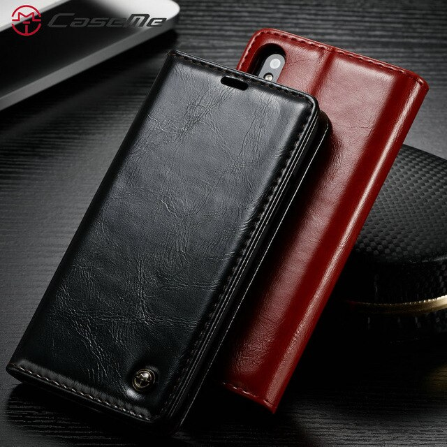 iPhone Wallet Leather Case,