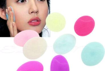 Silicone Wash Pad Blackhead Cleansing Brushes