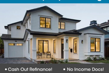 650+ Credit – 30 Year Rental Property Financing –Refinance Cash Out Up To $2,000,000!