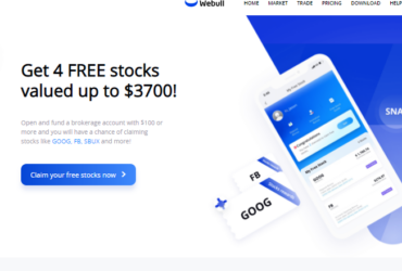EVERYONE is getting 4 FREE STOCKS From This New Trading App!