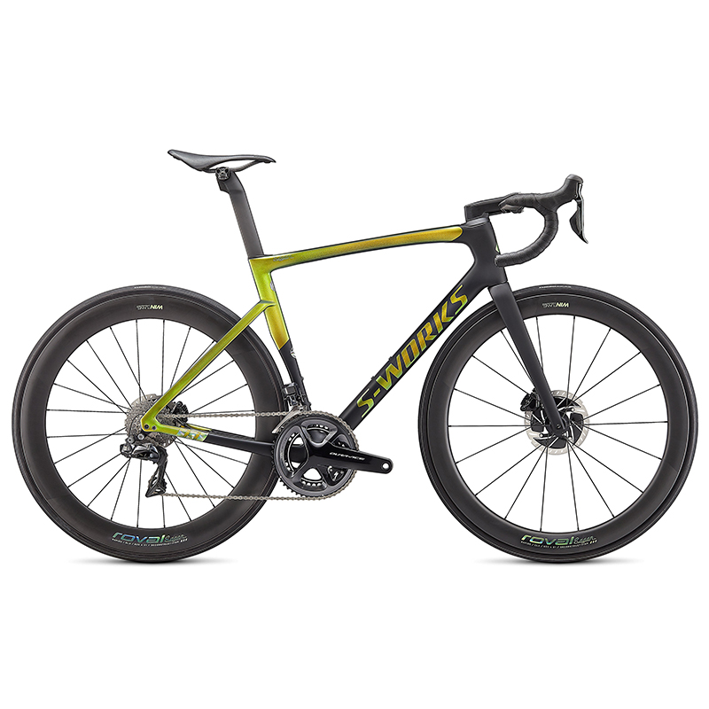 Specialized S-Works Tarmac SL7 Sagan Collection Road Bike 2021  (CENTRACYCLES)