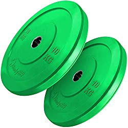 BodyRip Olympic Competition Bumper Plate