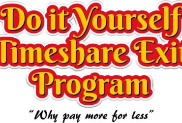 Own a Timeshare? Want to get out of it? Get out on your own, no agency will call DIY!