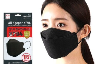 All Keeper KF94 Mask With FDA Approval 100pcs