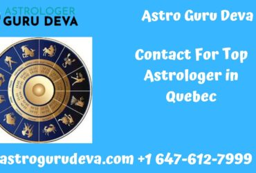 Contact for Top Astrologer in Quebec