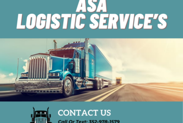 Top paying Loads – ASA LOGISTIC SERVICE'S