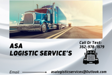 Top Paying Loads- ASA LOGISTIC SERVICE'S