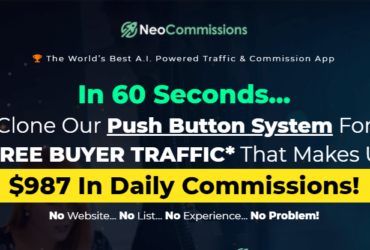 FREE BUYER TRAFFIC That Makes Us $987 In Daily Commissions!