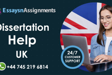 Dissertation Writing Help In The UK