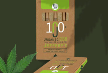 Get various styles of Pre Roll packaging with discount