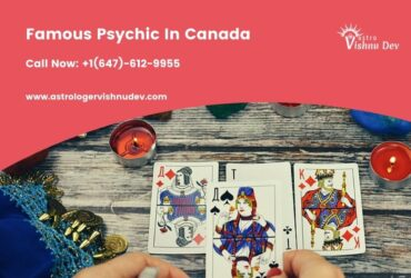 Have The Help Of The Most Famous Psychic In Canada To Know Your Future