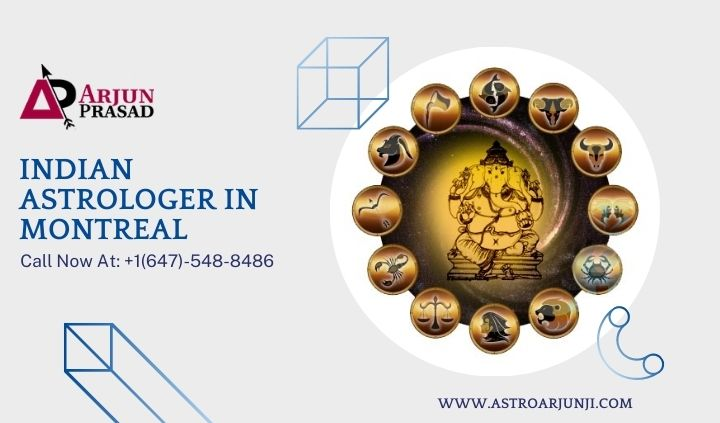 Have The Help Of Best Indian Astrologer in Montreal