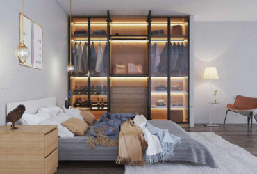 Wardrobes with Glass Doors | Fitted Mirror Wardrobes | Glass Fitted Wardrobes | Inspired Elements