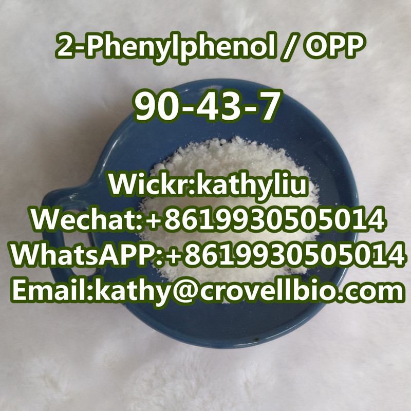 OPP factory 90-43-7 2-Phenylphenol powder with good price and certification 8619930505014