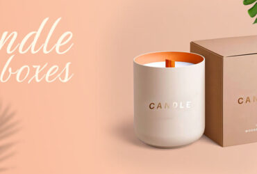 Get custom boxes for candles wholesale at Halloween