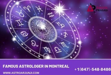Consult With The Famous Astrologer in Montreal To Know Power Of Astrology