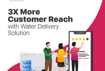 Water Delivery Software