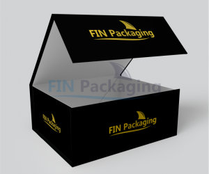 Custom Packaging Box With Logo | Fin Packaging