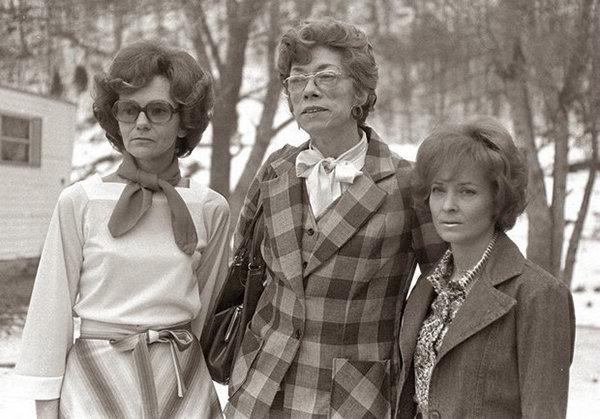 Le tre amiche testimoni del loro rapimento