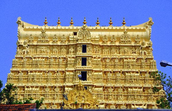 Tempio Sree Padmanabhaswamy