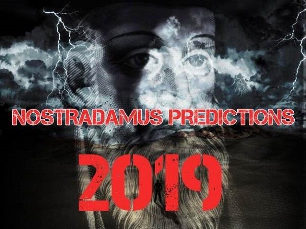 profezie di Nostradamus 2019