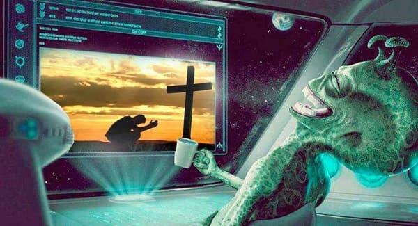 cristianesimo e alieni