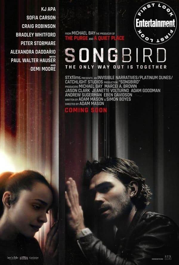 songbird-locandina