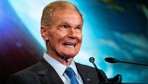 Bill Nelson amministratore