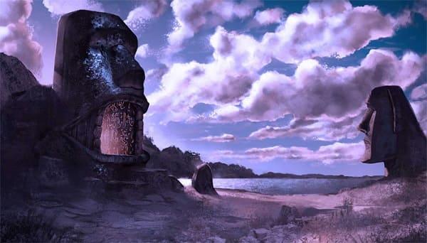 portale isola di pasqua