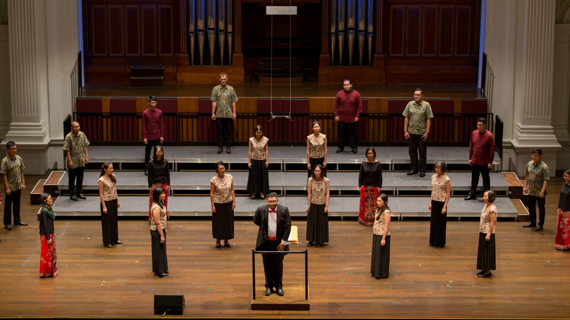 Choral Collective Residency Programme