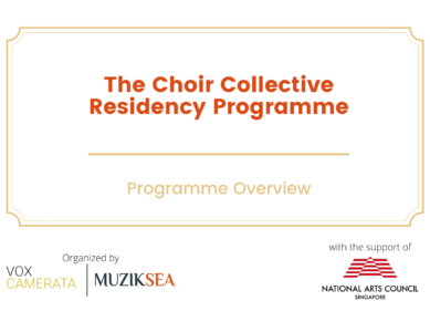 The Choral Collective Residency Programme Overview
