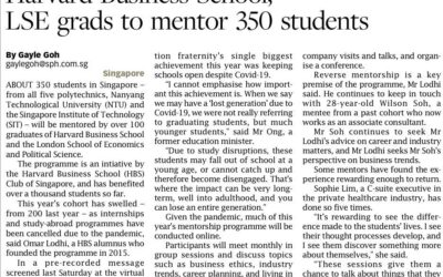 I'm excited to be volunteer-coaching six students!