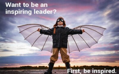 How can I be a more inspirational leader?