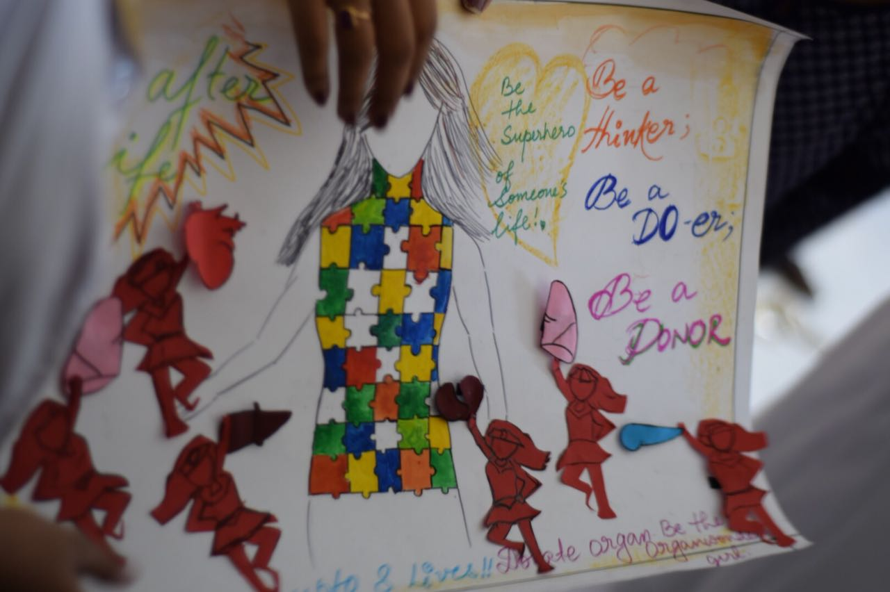 Read more about the article Canvas for Change – Poster making competition at KPC Medical College